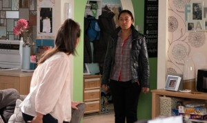 Corrie: Caz caught by Kate? Wedding woes for Rana!