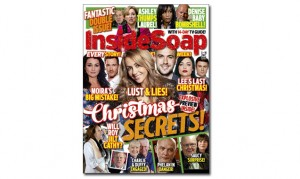Take a look at the new Inside Soap bumper double issue!