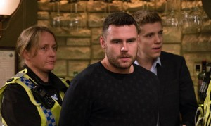 Emmerdale: Aaron arrested! Trouble for Paddy!