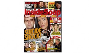 Shocks! Disasters! Drama! All in your brand new Inside Soap…