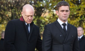 Video: Funeral drama in tonight's double EastEnders!