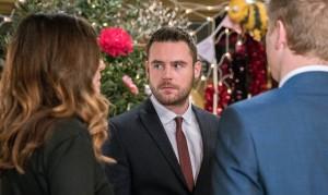 Emmerdale: Wedding drama! Laurel's new man?