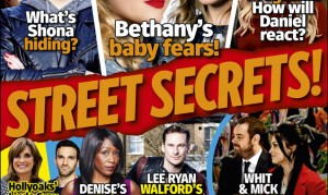First look at this week's fantastic new Inside Soap!