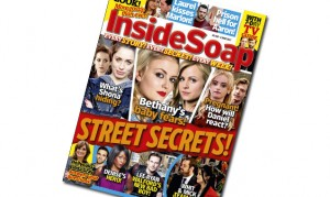 It's out now – the fantastic new issue of Inside Soap!