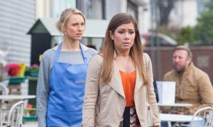 Hollyoaks Friyay – Maxine's heading for big trouble!