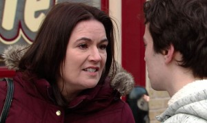 Get your Wednesday Corrie fix with our preview gallery!