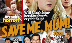 Your brand new Inside Soap is out today – take a look!