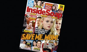 See what's making headlines in the brand new Inside Soap!