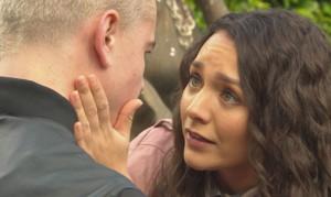 Hollyoaks: Cleo loves Joel! Yasmine collapses!