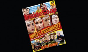 The new Inside Soap is out – with all the big soap news and gossip!