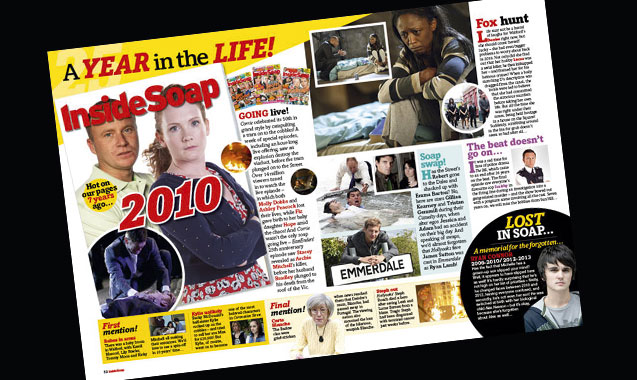 A year in the life: 2010!