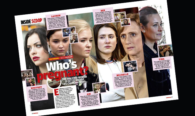 EastEnders: Who's pregnant?