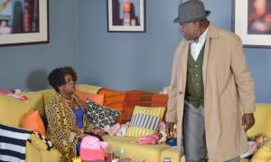EastEnders: Help for Denise? Steven spies on Lauren!