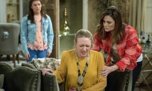 Emmerdale: Rebecca's baby shock! Carly's dilemma!