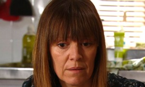 Rhona's worried about the future in our Emmerdale clip!