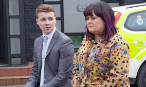 Hollyoaks: Nick is back! Simone's shock attack!