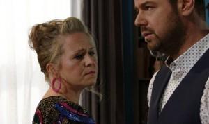 EastEnders: Linda comes home! Dot in danger!