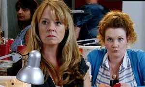Two Corrie clips to get your Monday going!