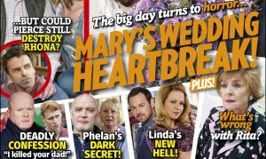 The new Inside Soap is out today – packed with news and gossip!