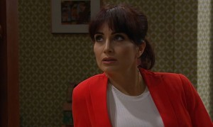What's Leyla plotting in our Emmerdale clip?