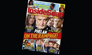 Here's the big stories from the fantastic new Inside Soap!