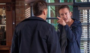 Friday? FRIYAY! Gary Lucy dishes up some Hollyoaks spoilers…