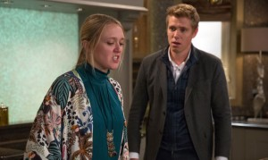 Emmerdale: Robert caught out? A shock for Debbie!