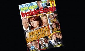 The brand new Inside Soap is out today!