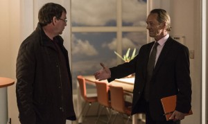 EastEnders: Ian confronts Willmott-Brown! The job is on!