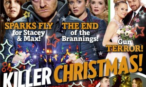 It's out today – the Inside Soap Christmas double issue!