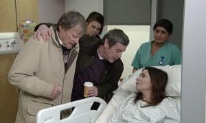 Corrie: Carla's big day! Seb in danger!