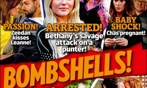 Inside Soap is out today – packed with the latest news and gossip!