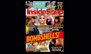 See what's in this week's new Inside Soap right now!