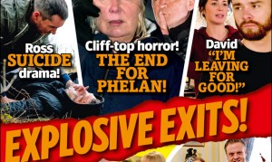 Big news! Big gossip! The new Inside Soap is out today!