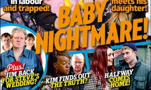 First look! It's the brand new Inside soap – out today!