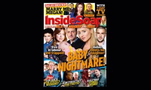 Inside Soap is out today, with the biggest soap stories!
