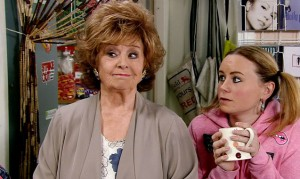 Royal Rita and a surprise for Eileen – Friday's Corrie clips!