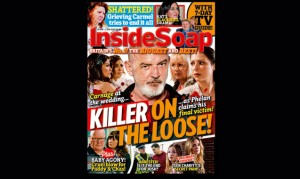 The stories, the shocks – all in this week's new Inside Soap…