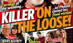 It's all going on in the brand new Inside Soap!
