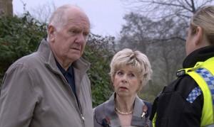 Doug arrested and Graham in danger – two Emmerdale clips!