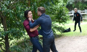 Neighbours: Leo lashes out! Why has Ned come back?