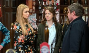 Corrie: Eva and Toyah face the music! What is Kayla hiding?