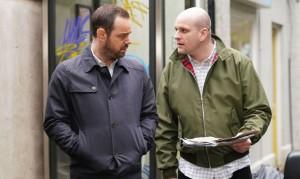 EastEnders: Will Stuart tempt Mick? Max wants help!