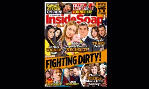 The biggest and best stories from the new Inside Soap!