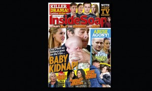 It's out now! Check out the biggest stories in the new Inside Soap!
