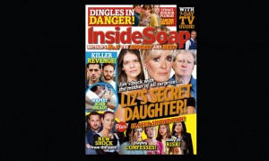 It's out today! Take a look at all the big stories in the new Inside Soap!