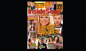 Our brand-new issue is out. Here's a preview of this week's Inside Soap!