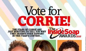 Inside Soap Awards 2018 – Corrie special!