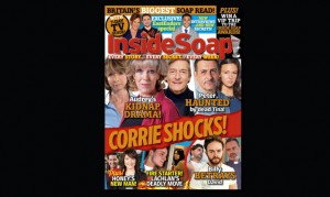 Our latest issue is out now to buy! Here's a little preview of this week's Inside Soap!