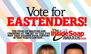 Inside Soap Awards 2018 – EastEnders special!